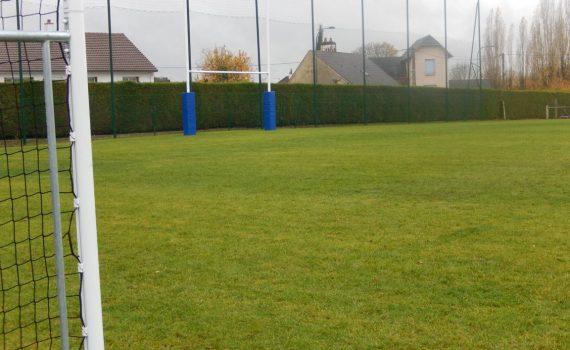 Nouveau terrain stade Saint Jean pour le RCPN