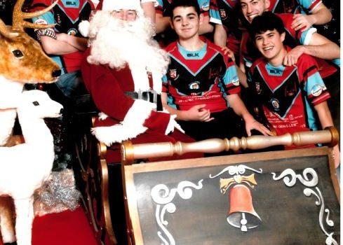 Equipe RCPN Nogent le Rotrou Noel 2018