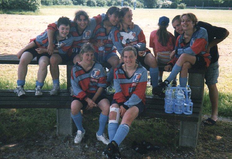 Rugby club RCPN années 90